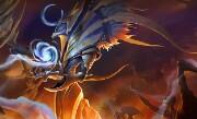 'Пламя Дракона' - Сила и Интеллект - вечные спутники могучих воинов. Встань на одну из двух сторон и поставь точку в кровопролитной войне Драконов!