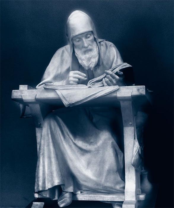 Нестор утверждал, что в Новгороде не осталось славян, одни потомки варягов.